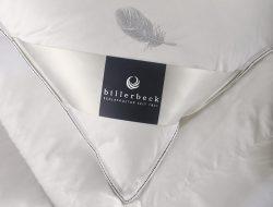 billerbeck Virgin satin pehely párna, toll és pehely párna