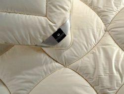 Billerbeck Wool Classic gyapjú paplan, meleg téli paplan, téli gyapjú paplan