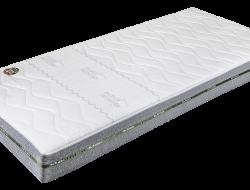 Bio-textima Admiral L táskarugós matrac silver matracszövet