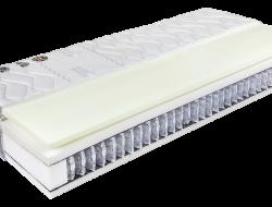 variofeel 4m memóriahabos táskarugós matrac, Bio-textima matrac