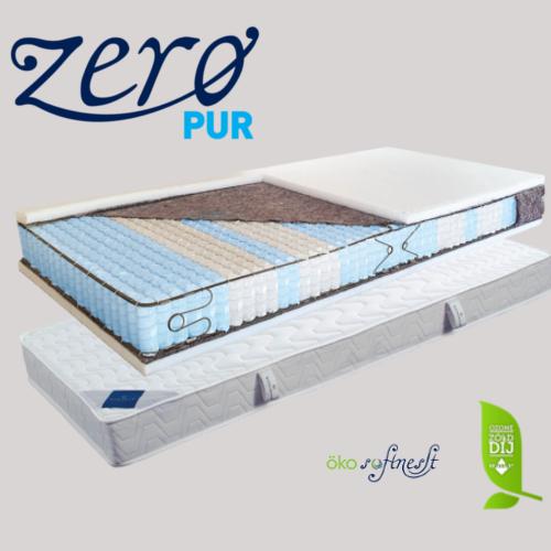 padova táskarugós élkeretes matrac