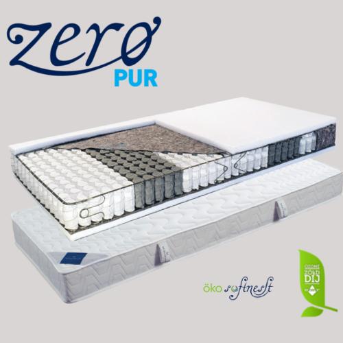 belize matrac 100x200 cm, billerbeck táskarugós matrac, rugós matrac