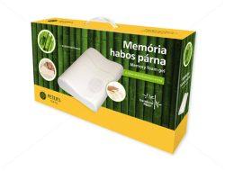 peters memory bamboo párna